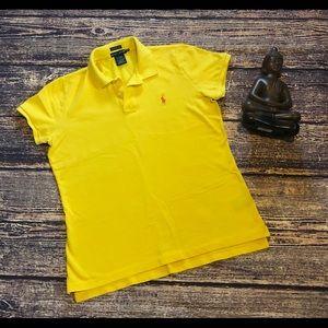 🌈🌈 Polo Ralph Lauren 'Skinny' Polo Shirt 🌈